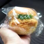 パオン昭月 - 白身魚フライ203円