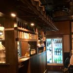 門 - 日本酒も豊富!