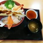 蓮田サービスエリア(下り線)レストラン -