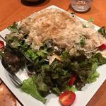 73579658 - 鶏節と新鮮野菜のチョレギサラダ