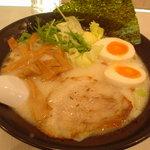 目黒 虎心房 - 虎心麺