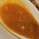 たんたん麺の めんたらし - 冷やしたんたん麺