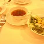 レストラン 朱鷺 -