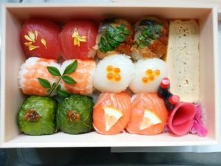 オーエドプラスボックス - 「手毬寿司」