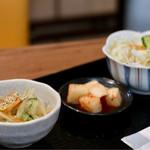 まる飯 - ナムル&サラダ