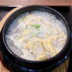まる飯 - ソルロンタン
