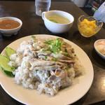 タイ料理889 - カオマンガイ(980円)