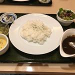 MOI - 国会カレー 1200円
