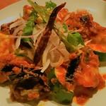 フレーバージョイント - 魚介の5種の唐辛子炒め