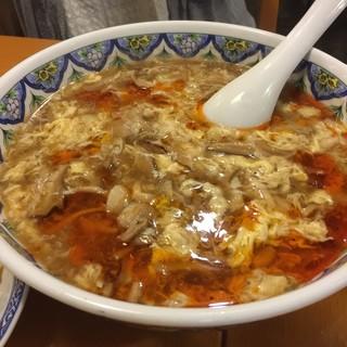 中国ラーメン揚州商人 町田店 - 食べたかったなぁ、スーラータンメン^_^;