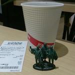 ジョイフル 本田 ガーデンセンター - ホットコーヒー100円