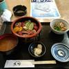 魚吟 - 料理写真:かつを丼