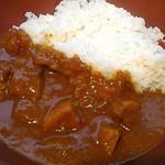 バハ・マール - 豚バラカレー肉ダブル840円