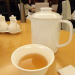 琉華菜苑 - さんぴん茶