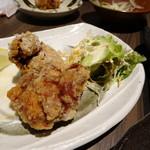 旬野菜と魚 琉球ダイニング ま・じゅん - 唐揚げ