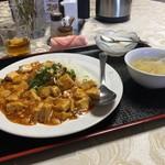 香港料理 明苑 - 麻婆豆腐丼