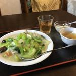 香港料理 明苑 - 中華丼