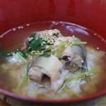 三十六屋 - 鮎雑炊