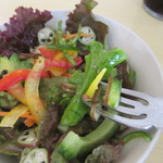 窯蔵 - サラダはカラフル