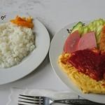 ありが食堂 - Aランチ