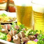 産地直送 お魚とお野菜 海畑 - 生ビールの美味しい季節がやって来ましたね(^-^)/