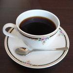 カフェハンズ - 本日のコーヒー 深煎りケニア