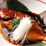 産地直送 お魚とお野菜 海畑 - 産直鮮魚の煮付け