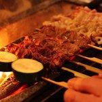 産地直送 お魚とお野菜 海畑 - 大山鶏使用の炭焼き