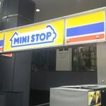 ミニストップ - お店の看板