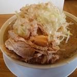 麺屋 小太郎 - 二郎系ラーメン(デフォ)800円