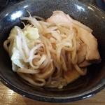 麺屋 小太郎 - 生卵50円で、すき焼き二郎系
