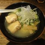 麺屋 七福神 - 鯛塩ラーメン(並)