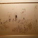 銀座 レカン - L.Foujitaの絵画