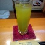 遊 - 緑茶割り♪♬
