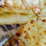 インドカレー ハルカ - チーズの量も十分