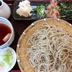 瀧乃家 - 辛味おろし大盛り