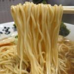 73596356 - 中華そば/麺リフト