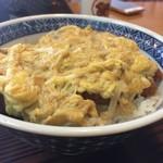 恵比須屋 - かつ丼