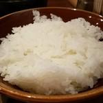 赤坂やげん亭 - ご飯もモリモリ