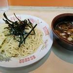 丸信中華そば - つけめん600円 2017.9