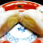 喜楽 - 白餡と桃のフレッシュ