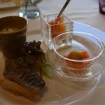 Restaurant27 - 季節の前菜盛合せ