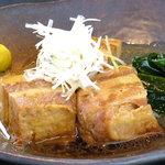 産地直送 お魚とお野菜 海畑 - 角煮