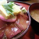 秋田料理 まさき - ブリ丼