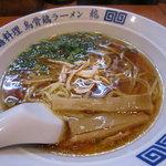 烏骨鶏ラーメン 龍 - 烏骨鶏らーめん(醤油)
