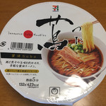 Japanese Soba Noodles 蔦 - セブンイレブンにて発番中のブラッシュアップしたカップ麺第2弾