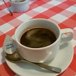 ブラッスリー・グー - コーヒー