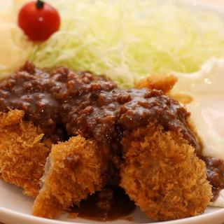 国産牛ビフカツが『850円~』で食べられる!!