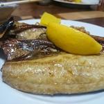 三楽食堂 - ◆焼きホッケ定食