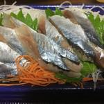 イトーヨーカドー すすきの店 - 秋刀魚の刺し身も新鮮です!